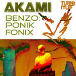 benZo:PoniK foniX mixed by Akami
